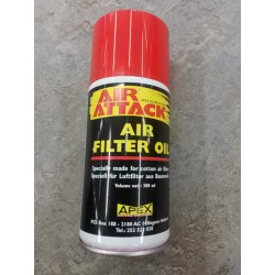 Apex AA Air filter oil