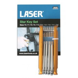 Laser 3926 Star key set